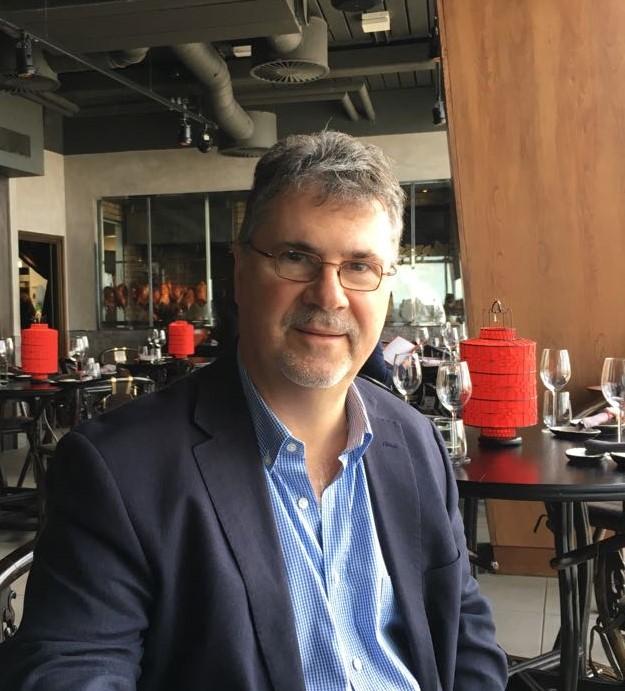 Steve Shaw of Bishopsgate Copywriting
